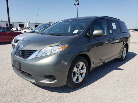 2013 Toyota Sienna for sale at Nonstop Motors in Indianapolis IN