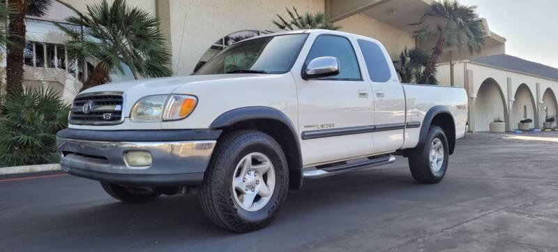 2001 Toyota Tundra for sale at Alltech Auto Sales in Covina CA