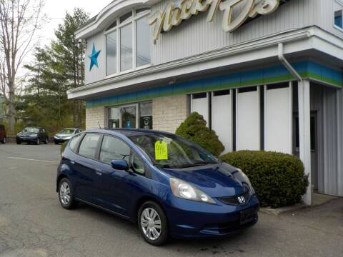 2013 Honda Fit for sale at Nicky D's in Easthampton MA