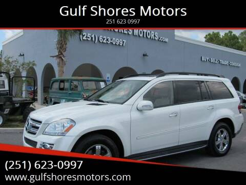 2008 Mercedes-Benz GL-Class for sale at Gulf Shores Motors in Gulf Shores AL