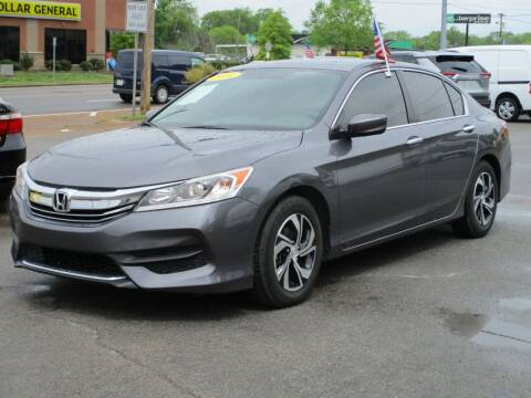 2016 Honda Accord for sale at A & A IMPORTS OF TN in Madison TN