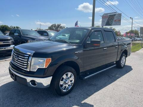 2010 Ford F-150 for sale at P J Auto Trading Inc in Orlando FL