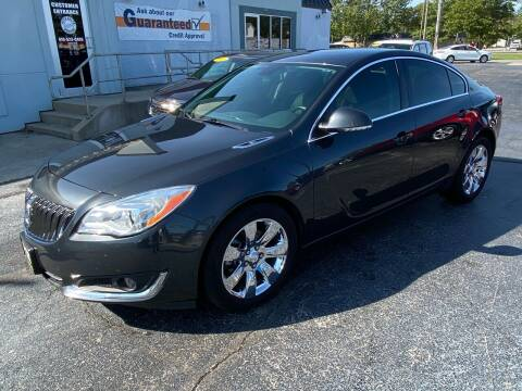 2015 Buick Regal for sale at Huggins Auto Sales in Ottawa OH