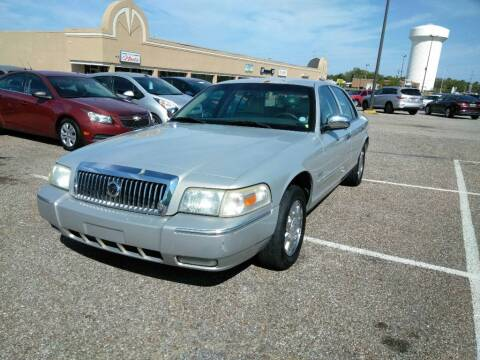 2007 Mercury Grand Marquis for sale at 2nd Chance Auto Sales in Montgomery AL