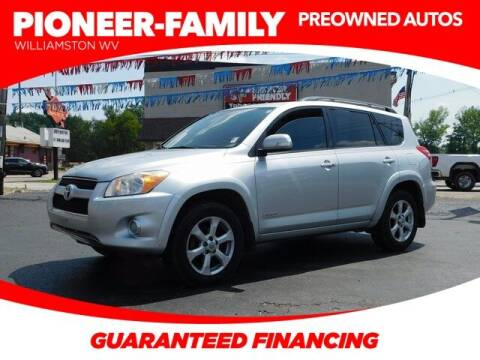 2010 Toyota RAV4 for sale at Pioneer Family preowned autos in Williamstown WV