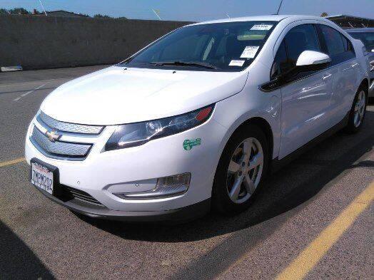 2015 Chevrolet Volt for sale at CENTURY MOTORS in Fresno CA
