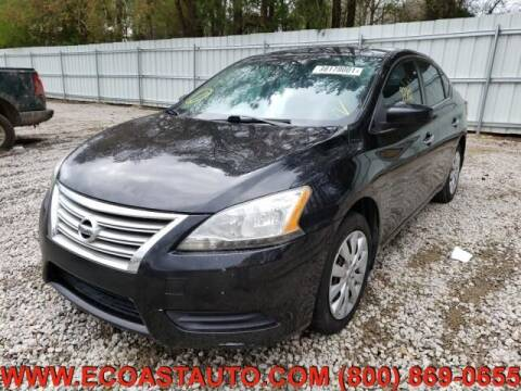 2013 Nissan Sentra for sale at East Coast Auto Source Inc. in Bedford VA