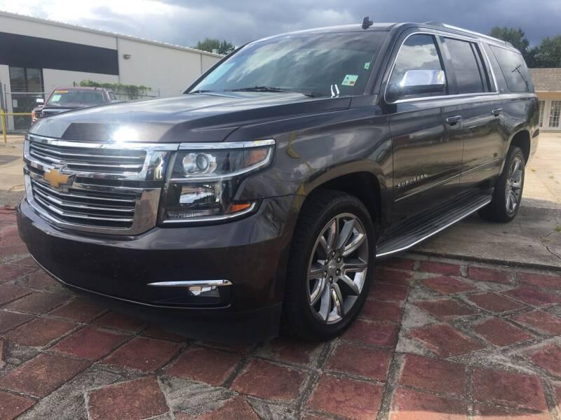 2015 Chevrolet Suburban for sale at CAPITOL AUTO SALES LLC in Baton Rouge LA