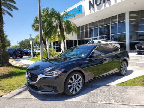 2019 Mazda MAZDA6 for sale at Mazda of North Miami in Miami FL