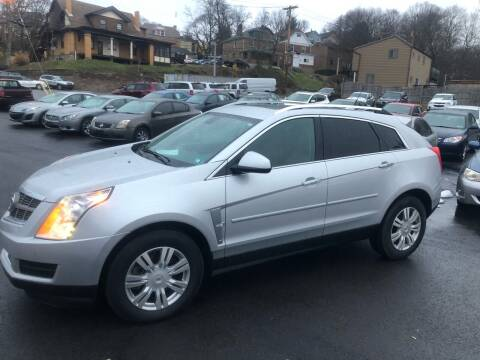 2011 Cadillac SRX for sale at Fellini Auto Sales & Service LLC in Pittsburgh PA