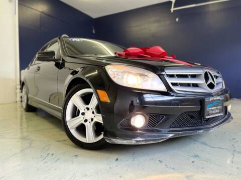 2010 Mercedes-Benz C-Class for sale at The Car House of Garfield in Garfield NJ