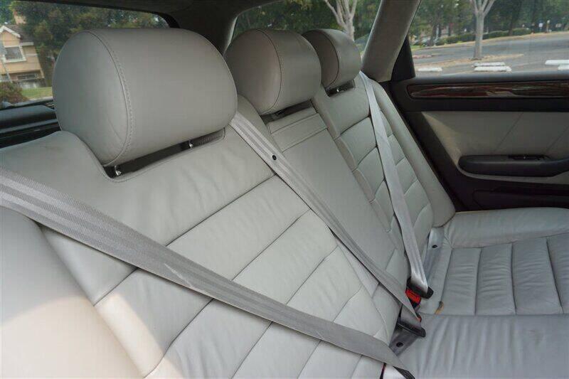 2002 Audi S6 AWD Avant quattro 4dr Wagon - Fremont CA