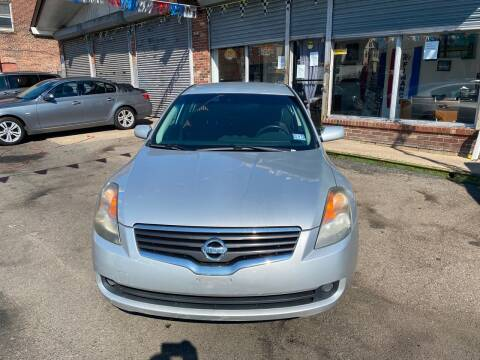 2008 Nissan Altima for sale at Rallye  Motors inc. in Newark NJ