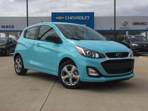 2021 Chevrolet Spark for sale at Vance Fleet Services in Guthrie OK