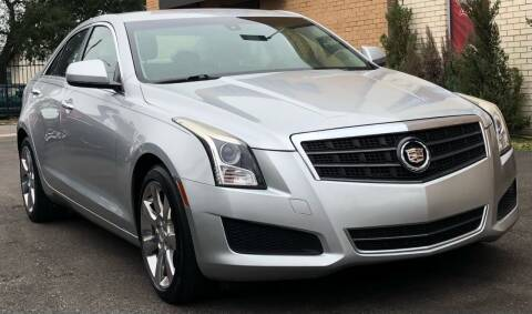 2013 Cadillac ATS for sale at Auto Imports in Houston TX