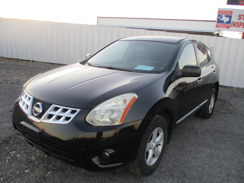 2012 Nissan Rogue for sale at Texas Country Auto Sales LLC in Austin TX