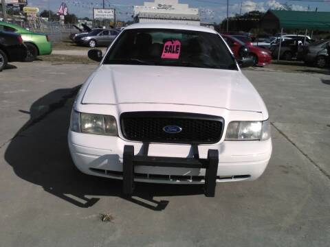 2009 Ford Crown Victoria for sale at Warren's Auto Sales, Inc. in Lakeland FL