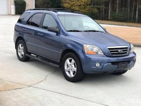 2007 Kia Sorento for sale at Two Brothers Auto Sales in Loganville GA