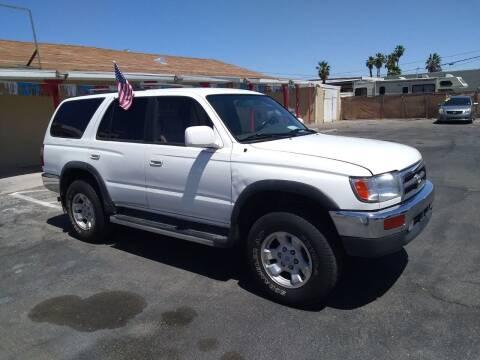 1998 Toyota 4Runner for sale at Car Spot in Las Vegas NV