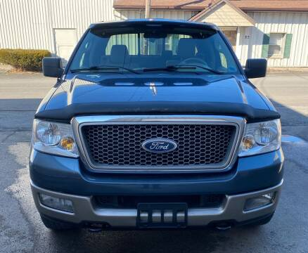 2005 Ford F-150 for sale at Select Auto Brokers in Webster NY