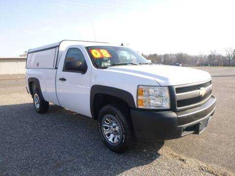 2008 Chevrolet Silverado 1500 for sale at Country Side Car Sales in Elk River MN