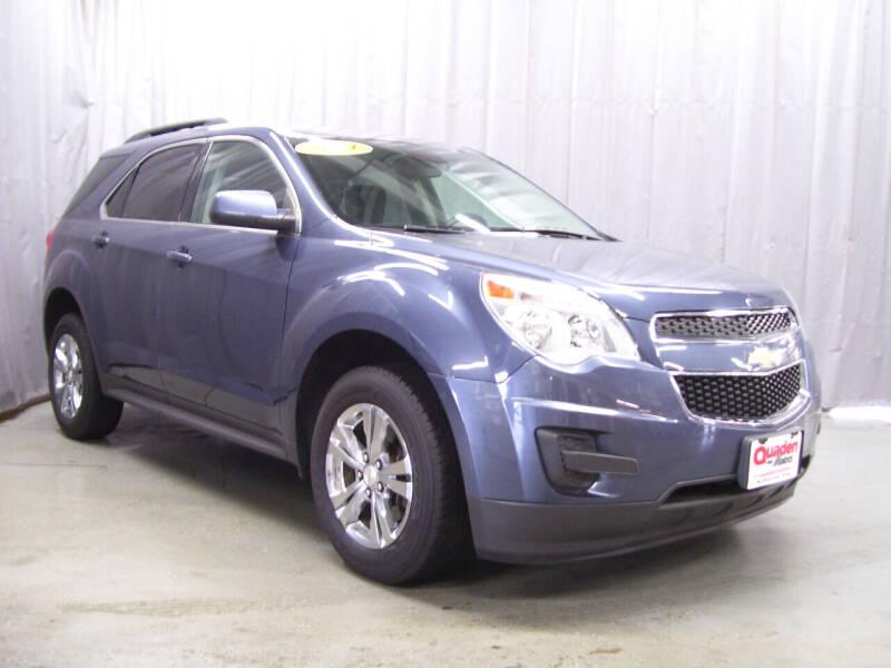 2014 Chevrolet Equinox for sale at QUADEN MOTORS INC in Nashotah WI