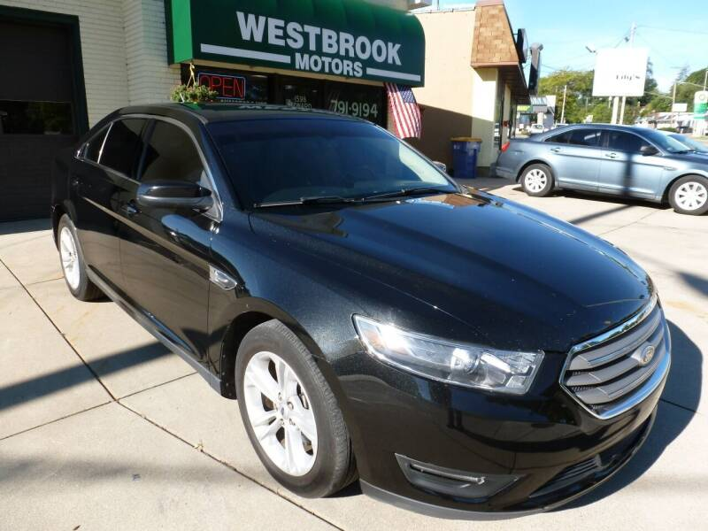 2015 Ford Taurus for sale at Westbrook Motors in Grand Rapids MI