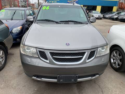 2006 Saab 9-7X for sale at HW Used Car Sales LTD in Chicago IL