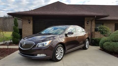 2016 Buick LaCrosse for sale at Atkins Auto Sales in Sandy Hook KY