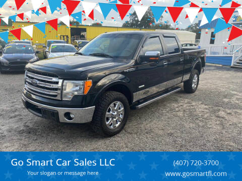 2013 Ford F-150 for sale at Go Smart Car Sales LLC in Winter Garden FL