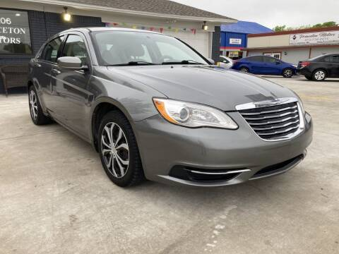 2013 Chrysler 200 for sale at Princeton Motors in Princeton TX