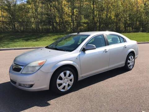 2009 Saturn Aura for sale at Angies Auto Sales LLC in Newport MN