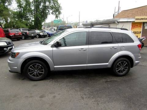 2018 Dodge Journey for sale at American Auto Group Now in Maple Shade NJ