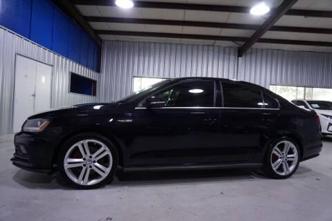 2017 Volkswagen Jetta for sale at SOUTHWEST AUTO CENTER INC in Houston TX