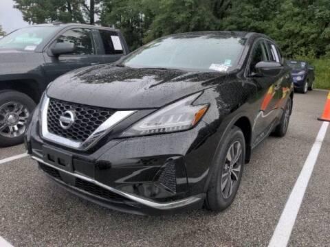 2019 Nissan Murano for sale at Strosnider Chevrolet in Hopewell VA