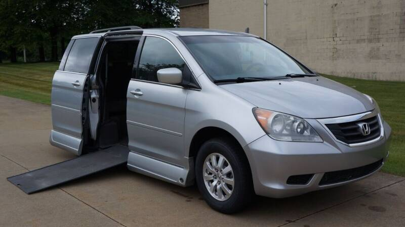 2010 Honda Odyssey for sale at Grand Financial Inc in Solon OH