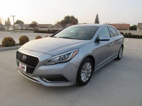 2016 Hyundai Sonata Hybrid for sale at 2Win Auto Sales Inc in Oakdale CA