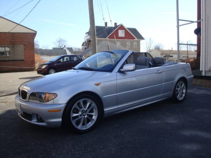 2004 BMW 3 Series for sale at ROSS MOTOR CARS in Torrington CT