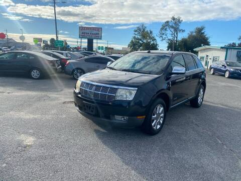 2008 Lincoln MKX for sale at Jamrock Auto Sales of Panama City in Panama City FL