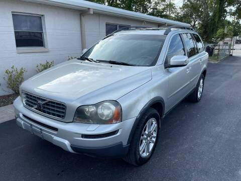 2009 Volvo XC90 for sale at Ultimate Autos of Tampa Bay LLC in Largo FL