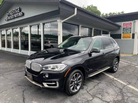 2014 BMW X5 for sale at Prestige Pre - Owned Motors in New Windsor NY