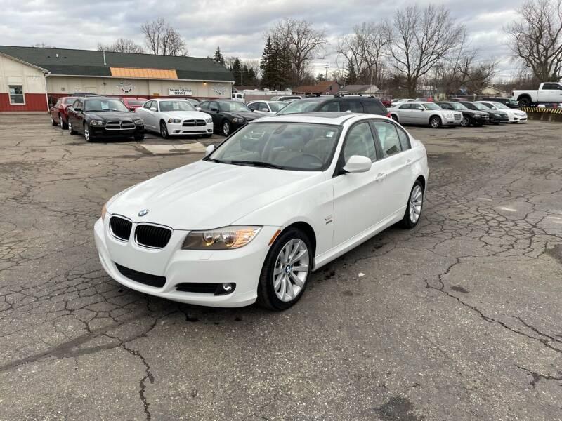 2011 BMW 3 Series for sale at Dean's Auto Sales in Flint MI