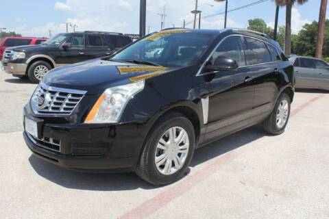 2015 Cadillac SRX for sale at Flash Auto Sales in Garland TX