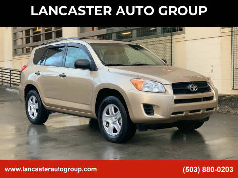 2010 Toyota RAV4 for sale at LANCASTER AUTO GROUP in Portland OR