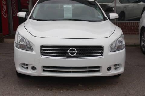 2012 Nissan Maxima for sale at Auto Villa in Danville VA