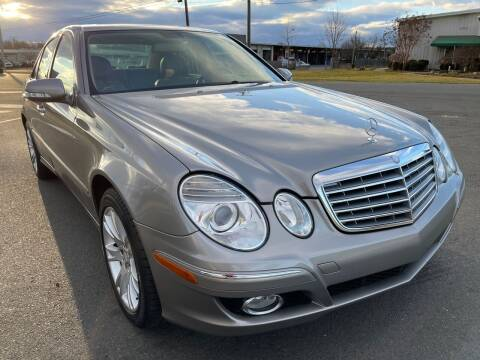 2009 Mercedes-Benz E-Class for sale at Shell Motors in Chantilly VA