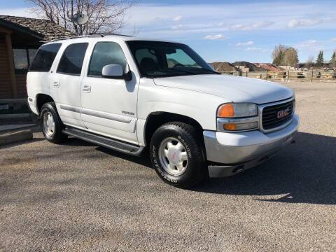 2000 GMC Yukon for sale at 5 Star Truck and Auto in Idaho Falls ID