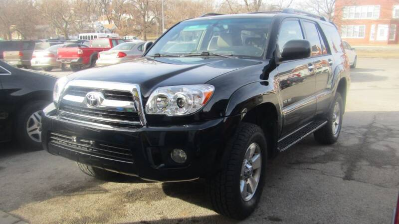 2006 Toyota 4Runner for sale at MTC AUTO SALES in Omaha NE