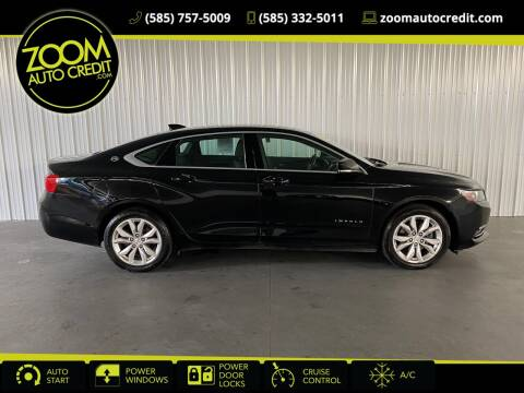 2018 Chevrolet Impala for sale at ZoomAutoCredit.com in Elba NY
