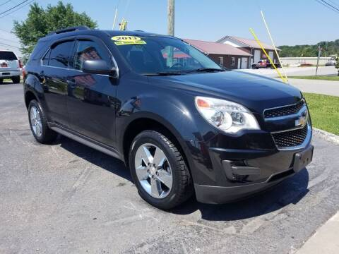 2013 Chevrolet Equinox for sale at Moores Auto Sales in Greeneville TN